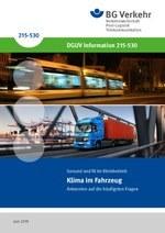 DGUV Information 215-530 - Gesund und fit im Kleinbetrieb