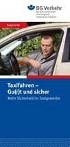 Taxifahren – Gu(r)t und sicher