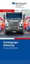 Schwingungsbelastung auf Lkw-Fahrersitzen