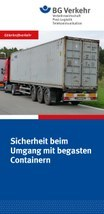 Sicherheit beim Umgang mit begasten Containern
