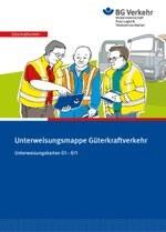 Unterweisungsmappe für den Güterkraftverkehr