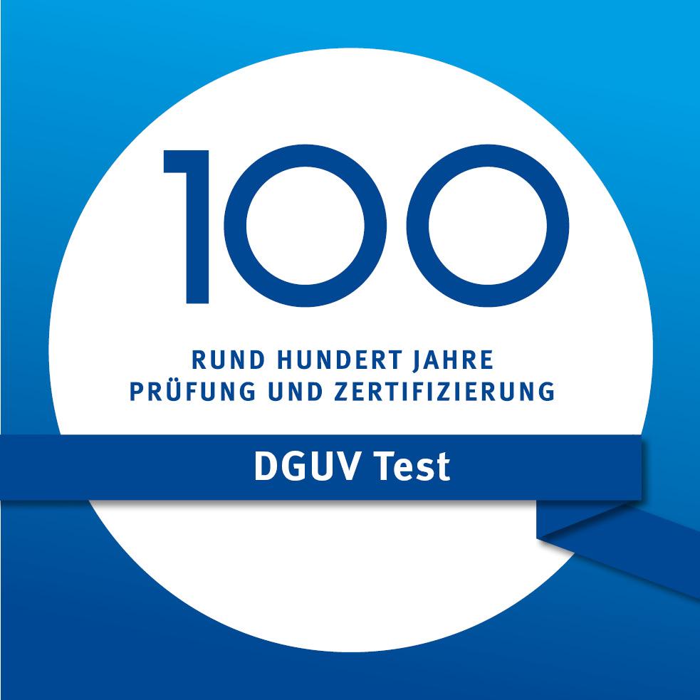 100 Jahre DGUV Test