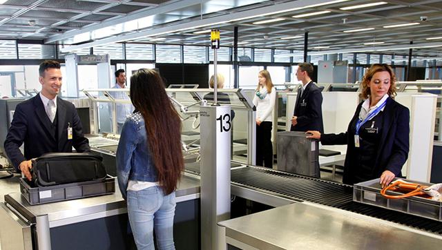 Content-Teaser Flughafen Terminal