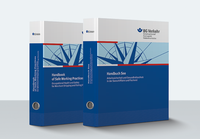 Das Handbuch See in der Printausgabe auf Deutsch und Englisch