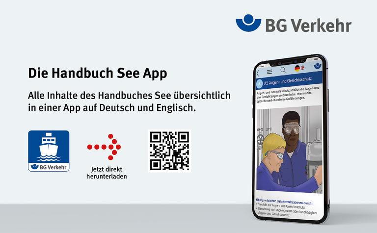 """App """"Praxishandbuch See"""""""