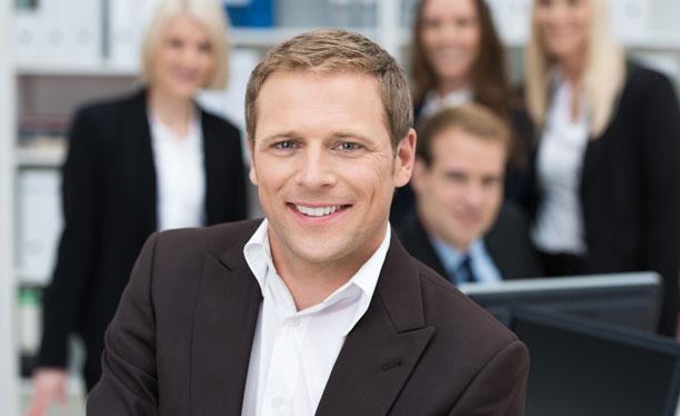 Einstieg Fach- und Führungskräfte