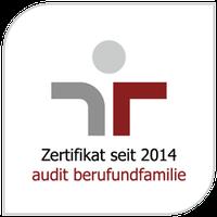 Logo audit berufundfamilie