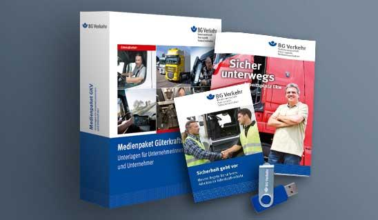 Medienpaket Güterkraftverkehr