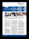 Titelseite Faktenblatt Coronavirus Möbelspedition