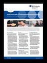 Titelseite Faktenblatt Coronavirus Telekommunikation