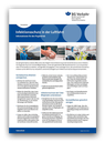 Titelseite Faktenblatt Coronavirus Luftfahrt - Flugbetrieb