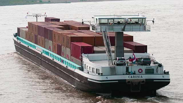 Güterschiff