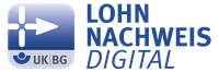 Logo digitaler Lohnnachweis